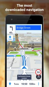 Download GPS Navigation & Maps Sygic 18.1.4 APK File for Android