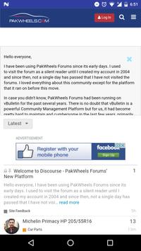 Download PakWheels Forums 5.1.27 APK File for Android
