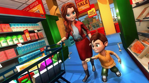 Download Virtual Mother Family Game: Working Mom Simulator 1.3 APK File for Android