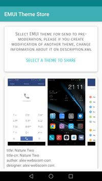 Download EMUI Theme Store 4.5 APK File for Android