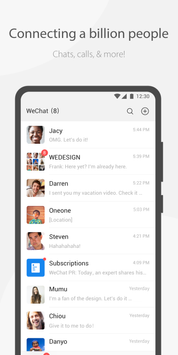 Download WeChat 7.0.17 APK File for Android