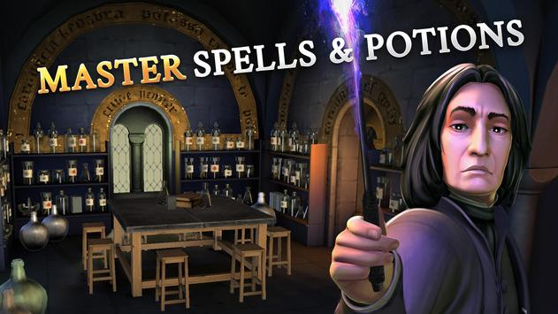 Download Harry Potter: Hogwarts Mystery 1.19.0 APK File for Android
