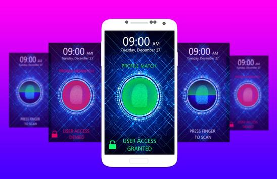 Download Fingerprint Lock Screen PRANK 3.6 APK File for Android