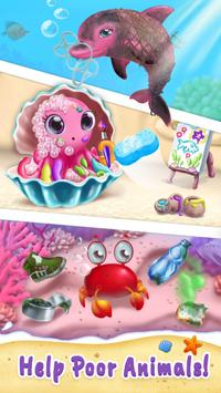 Download Sweet Baby Girl Mermaid Life - Magical Ocean World 3.0.16 APK File for Android
