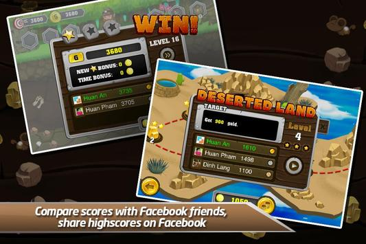 Download Gold Miner Adventure 1.1.0 APK File for Android