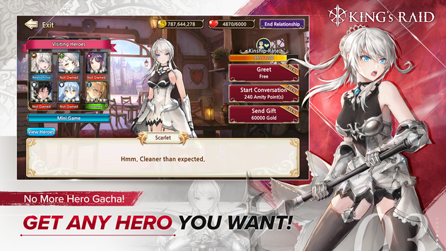 Download King's Raid 3.68.6 APK File for Android