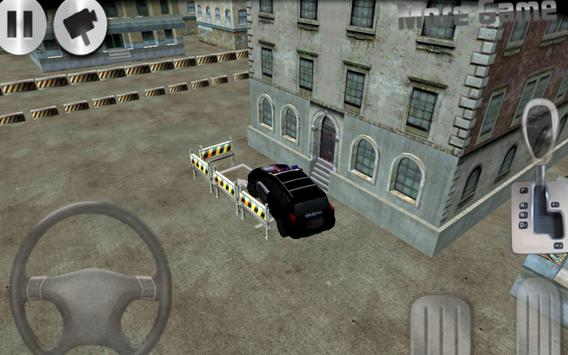 Download 3D Police Car Parking 1.4 APK File for Android