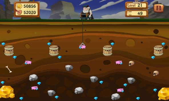 Download Classic Gold Miner 1.0 APK File for Android