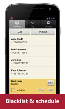 Download Blacklist Plus - Call Blocker 1.18 APK File for Android
