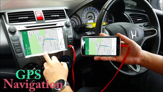 Download Voice GPS Navigator: Live Traffic & Transit Maps 3.3 APK File for Android