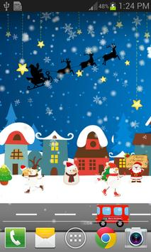 Download Christmas City Live Wallpaper 1.0.6 APK File for Android