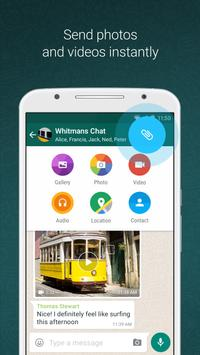 Download WhatsApp Messenger 2.20.199.12 APK File for Android