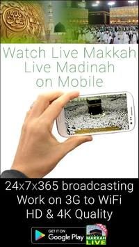 Download Watch Live Makkah & Madinah 24 Hours 🕋 HD Quality 154 APK File for Android