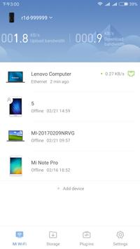 Download Mi Wi-Fi 4.0.2 APK File for Android