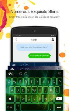 Download Flash Emoji Keyboard 1.0.1173.1031 APK File for Android