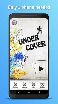 Download Undercover ^^ - Role playing word party game 1.6.7 APK File for Android