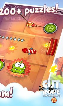 Download Cut the Rope: Experiments FREE 1.7.9 APK File for Android