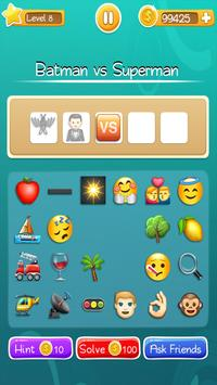 Download Words to Emojis – Fun Emoji Guessing Quiz Game 2.0.8 APK File for Android