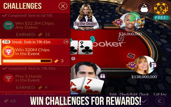 Download Zynga Poker 21.94 APK File for Android