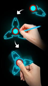 Download Draw Finger Spinner 0.9.5 APK File for Android
