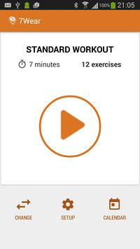 Download 7Wear 7 minute fitness workout 1.1 APK File for Android