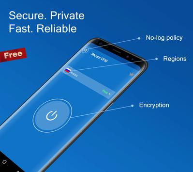 Download Secure VPN - Free VPN Proxy, Best & Fast Shield 1.7.9 APK File for Android
