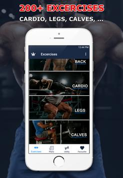 Download Gym Workout - Fitness & Bodybuilding Pro 1.1 APK File for Android