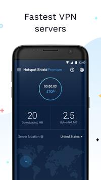 Download Hotspot Shield Free VPN Proxy & Wi-Fi Security 7.1.1 APK File for Android