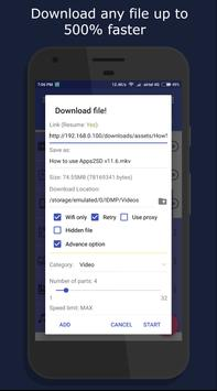 Download IDM Lite 5.5 APK File for Android