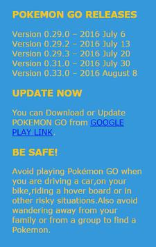 Download Update for Pokemon GO 1.0 APK File for Android