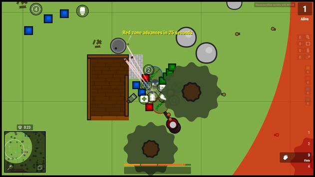 Download surviv.io 2D Battle Royale 1.0.9 APK File for Android