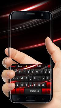Download Black Red Keyboard 10001002 APK File for Android