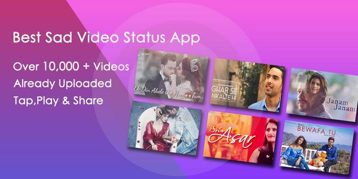 Download Sad Video Status 1.0.11 APK File for Android