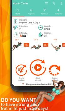 Download 7 minute abs workout - Daily Ab Workout 2.1 APK File for Android