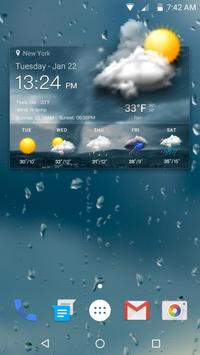 Download Live Weather&Local Weather 16.1.0.47490_47600 APK File for Android