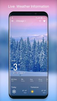 Download Live Weather & Daily Local Weather Forecast 16.1.0.47500 APK File for Android