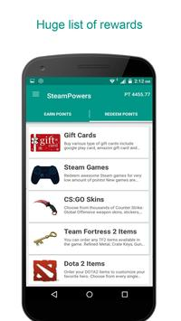 Download Free Gift Cards & Steam Games - GameTame 1.5.0 APK File for Android