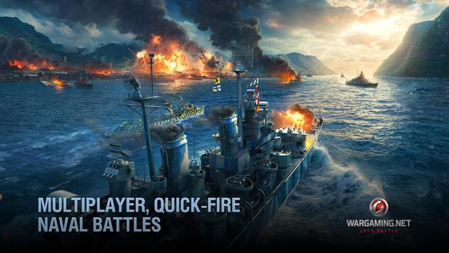 Download World of Warships Blitz 2.3.1 APK File for Android