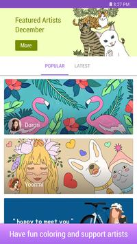 Download ColorFil - Adult Coloring Book 1.0.87 APK File for Android