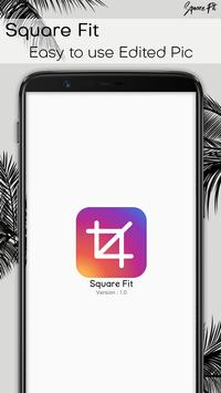 Download Square Fit(Square Pic) - No Crop Pic for Instagram 2.0 APK File for Android
