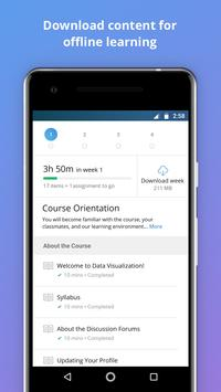 Download Coursera 3.9.1 APK File for Android