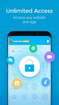 Download Hola VPN Proxy Plus AARCH64_1.169.55 APK File for Android