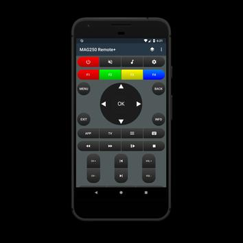 Download MAG250 Remote 1.64 APK File for Android