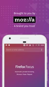 Download Firefox Focus: The privacy browser 8.0.6 APK File for Android