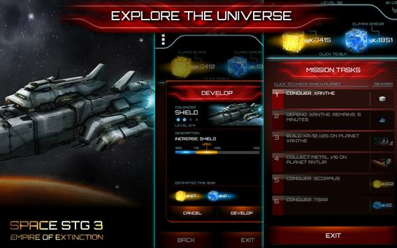 Download Space STG - Galactic Strategy 3.1.19 APK File for Android