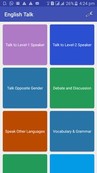 Download English Talk : Strangers English speaking practice r190728 APK File for Android