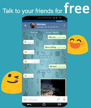 Download Vibesie Messenger 0.0.3 APK File for Android