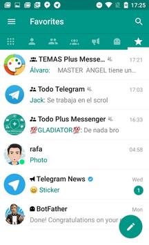 Download Plus Messenger 6.1.1.3 APK File for Android