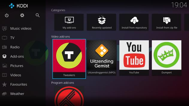 Download Kodi 18.6 APK File for Android