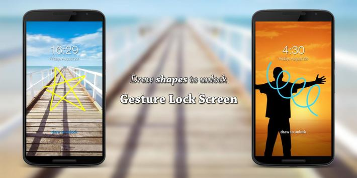 Download Gesture Lock Screen 3.6.2 APK File for Android